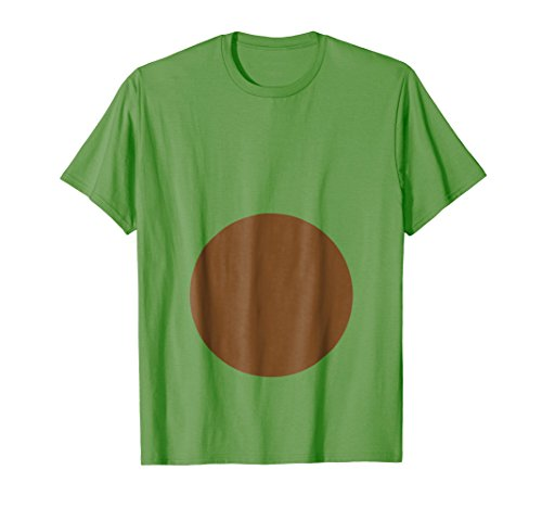 Avocado Costume Shirt - Funny Pregnancy Halloween