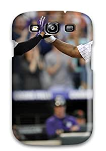 Best colorado rockies MLB Sports & Colleges best Samsung Galaxy S3 cases