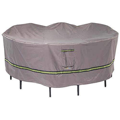 Attached Cover Patio (Duck Covers Soteria Rainproof 76