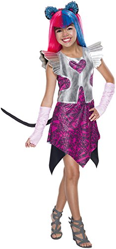Rubie's Costume Monster High Boo York Catty Noir Child Costume, Small