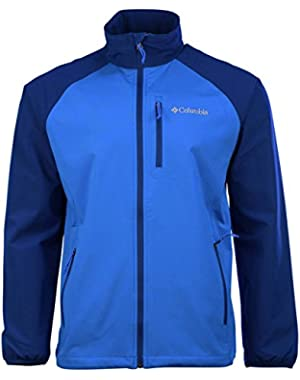 Men's Green Lake Softshell Jacket