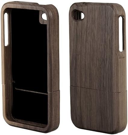 cover iphone 4 legno
