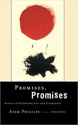 promises promises essays on psychoanalysis and literature adam  promises promises essays on psychoanalysis and literature adam phillips 9780465056781 com books