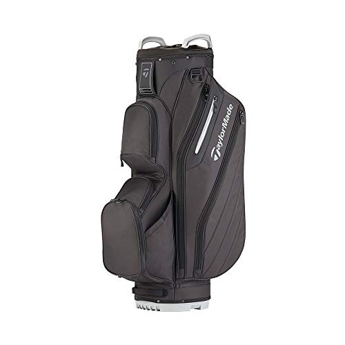 TaylorMade Cart Lite 2018 Bag (Black) (Black)
