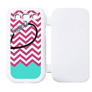 Best Friends Protective PC Flip Cover Case for SamSung Galaxy S3