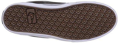 Globe Mahalo Herringbone Heren Sneakers Black Wash