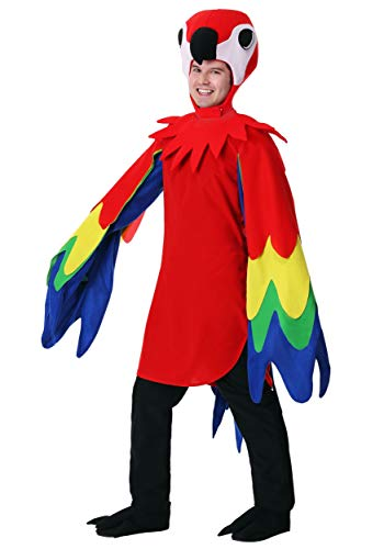 Adult Parrot Costume Large