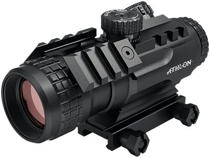 Athlon Optics , Midas BTR, Prism Scope, 4 x 34 APSR41 Reticle,