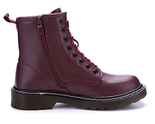 Schuhtempel24 Damen Schuhe Boots Stiefel Stiefeletten