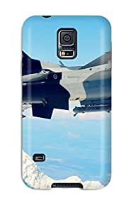 Hot Tpye Jet Fighter Case Cover For Galaxy S5