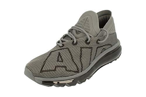 NIKE Air Max Flair Mens Running Trainers 942236 Sneakers Shoes (UK 7 US 8 EU 41, Dark Grey 007)