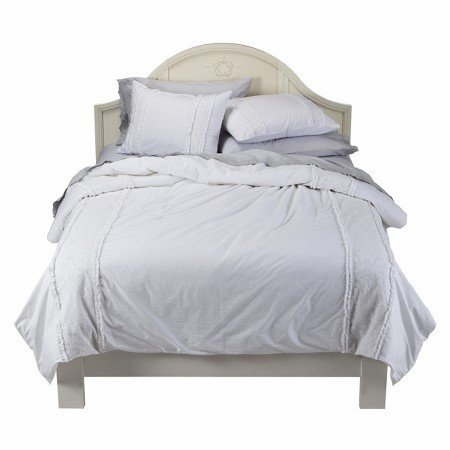 Simply Shabby Chic Twin Duvet Cover Set White