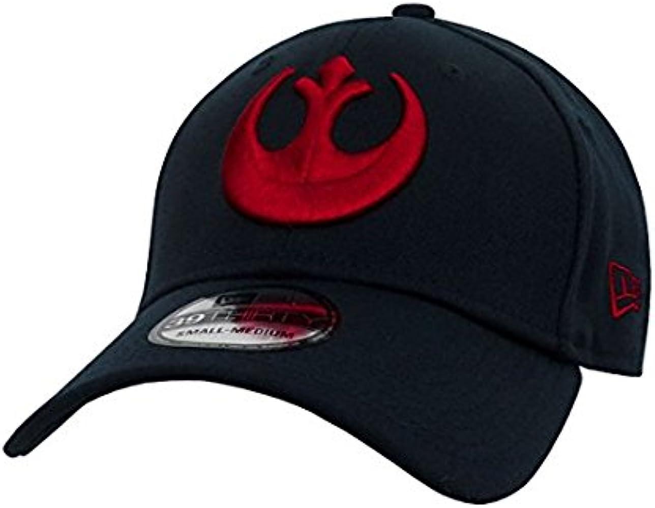 Star Wars Rebel Symbol Navy 39Thirty Fitted Hat Navy