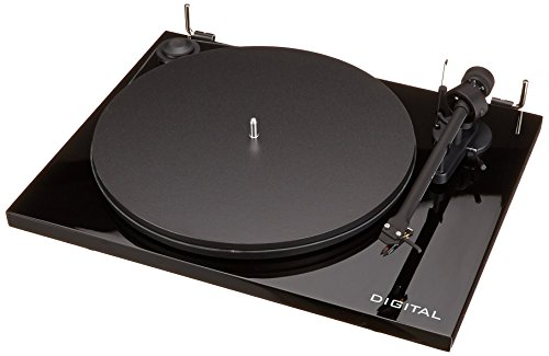 Pro-Ject Essential II Digital USB Turntable