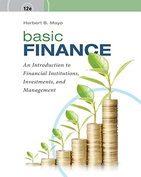 Finance introduction to institutions investment and management basic investment banking concepts of education