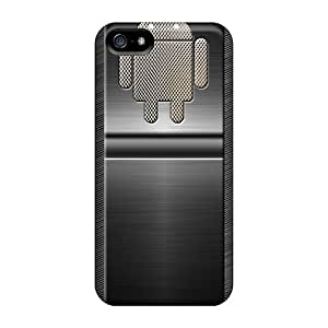Bvizk3873TWExa Android Fashion Tpu 5/5s Case Cover For Iphone