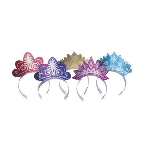 UPC 011179155125, Glitter Tiaras (12-Pack)