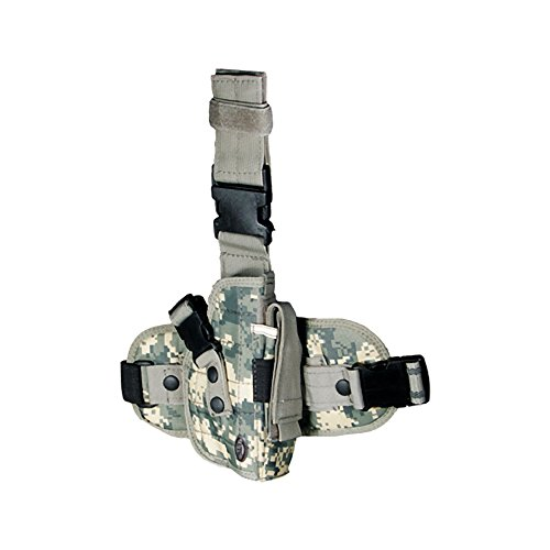 UTG Special Ops Universal Tactical Leg Holster, Army Digital Camo ()