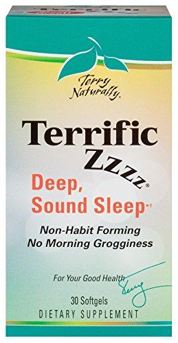 EuroPharma / Terry Naturally -Terrific Zzzz | 30 Softgels