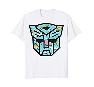 Transformers Robot Shield 90's Design T-Shirt