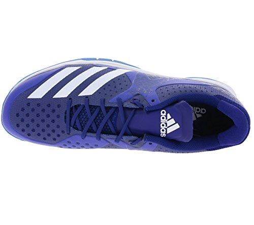 adidas Counterblast Q21092, Scarpe da pallamano uomo Blu (Azul / Ftwbla / Tinmis)