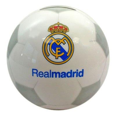 Real Madrid F.C, hucha de balón de fútbol: Amazon.es: Hogar