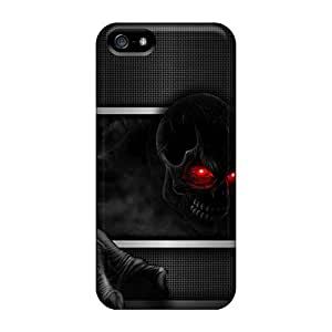 New UEaqTPW653xJCYm Creepy Crawler Skin Case Cover Shatterproof Case For Iphone 5/5s