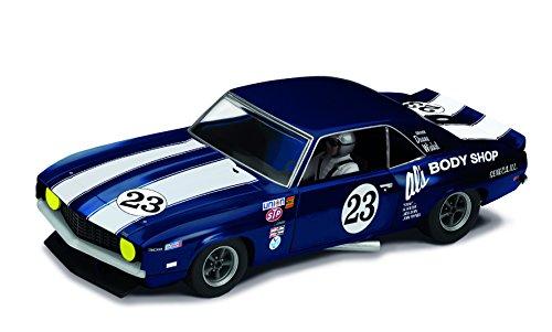 (Scalextric C3532 Chevrolet Camaro 1969 AL's Body Shop Slot Car (1:32 Scale))