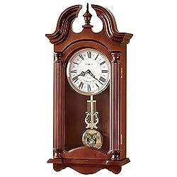M. LA HART West Point Howard Miller Wall Clock