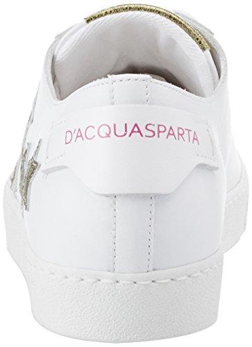 D'Acquasparta Matilde, Baskets Femme Vert (Verde D200)