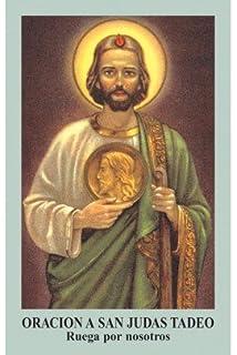 Oración a San Judas Tadeo: Spanish St. Jude Prayercard (Pack of 100)