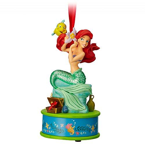 Disney Ariel Singing Sketchbook Ornament - The Little Mermaid for $<!--$18.40-->