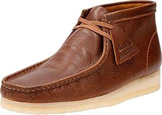 CLARKS Men's Wallabee Boot Tan Tumbled Leather Boot (B01JM4EV54) | Amazon price tracker / tracking, Amazon price history charts, Amazon price watches, Amazon price drop alerts