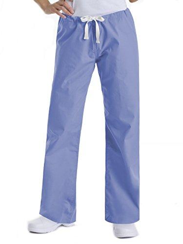 - Urbane Women's Relaxed Drawstring Pant, CEIL Blue, XSM