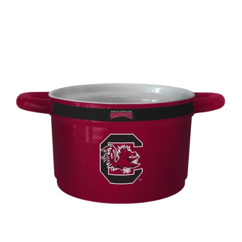 NCAA South Carolina Fighting Gamecocks Sculpted Gametime Bowl, 23-ounce