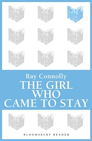 book cover of A Girl Who Came to Stay