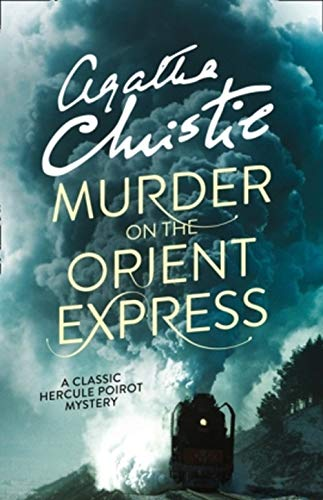 Mystery Books - Murder On The Orient Express by Agatha Christie - Laffaz