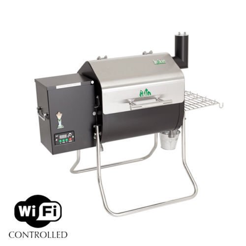 Green Mountain Grills Davy Crockett Pellet Grill – WIFI en