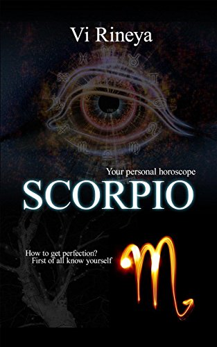 SCORPIO: Your personal horoscope (Learn the Astrology and