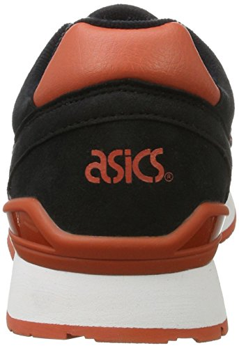 Sneakers Basses Gel Adulte Noir atlanis Mixte Asics gris t6Pwxw