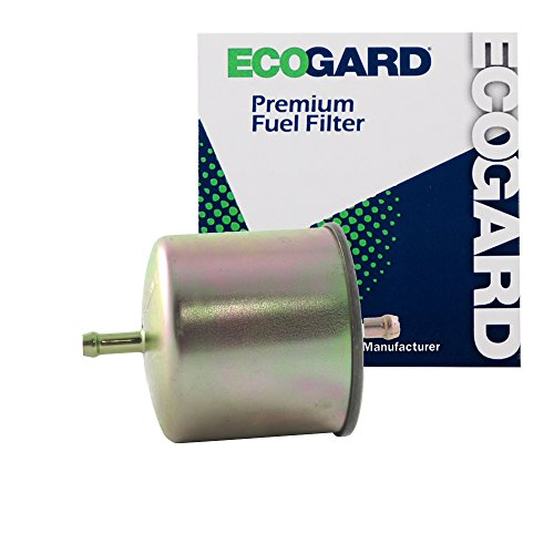 (ECOGARD XF54794 Engine Fuel Filter - Premium Replacement Fits Nissan D21, Pathfinder, Quest, 300ZX, Pickup, 280ZX, 200SX, Maxima, Van, 810 / Isuzu Impulse/Volvo 164, 1800 / Jaguar XJ, XJ12, XJ6, XKE)