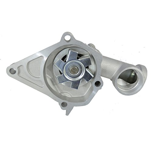 Diamond Power Water pump works with Dodge Colt Eagle Summit Hyundai Accent Excel Scoupe Mitsubishi Mirage Precis Plymouth Champ Colt 1.4L 1.5L SOHC