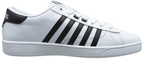 K-swiss Mens Hoke Mode Gymnastiksko Vit / Svart