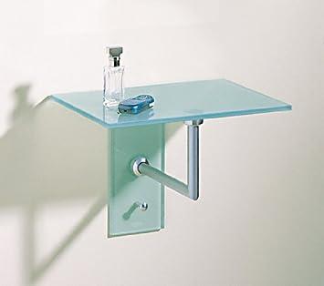 Wandgarderobe Glas Satiniert.Pador Concept Gmbh D Tec Wandgarderobe Mit Ablage Glas