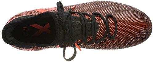 Adidas Mænd X 17.2 Fg Fodboldstøvler Flerfarvede (core Sort / Sol Rød / Sol Orange) IudFECMaDd