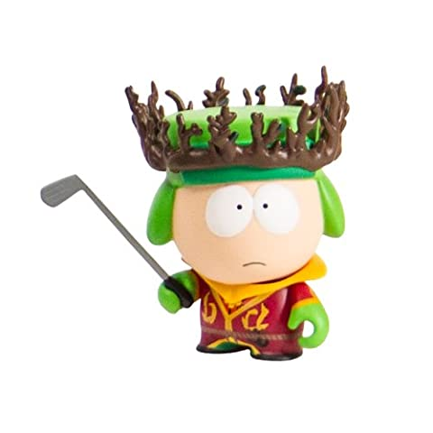 Kidrobot South Park Stick of Truth: Jew Elf Kyle Action Figure - South Park Gnomes