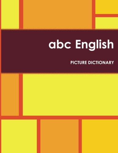 abc English: Picture Dictionary