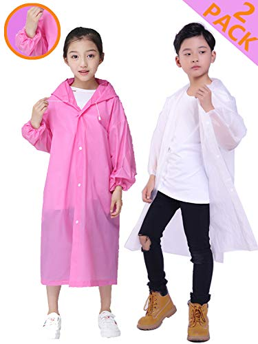 HLKZONE Rain Coats for