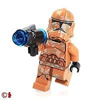 Miniatura de LEGO Star Wars Geonosis Clone Trooper Loose