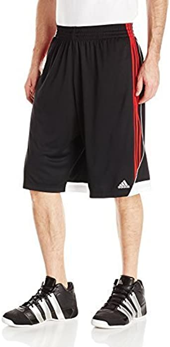 NEW Mens Sz XXL ADIDAS ClimaLite Outdoor Athletic Running Jogging Shorts Scarlet